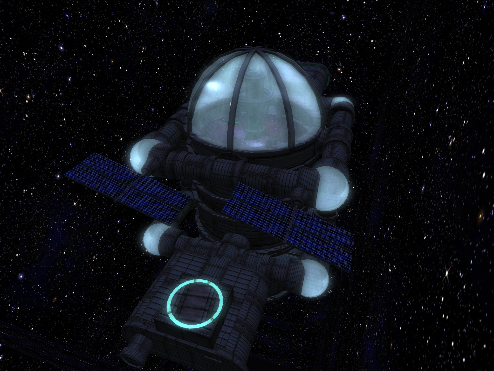 Otavan Opisto avaruusalus
