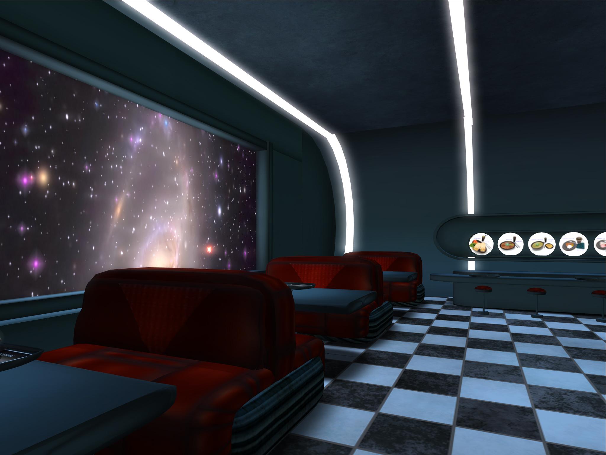 Otavan Opisto Space Diner
