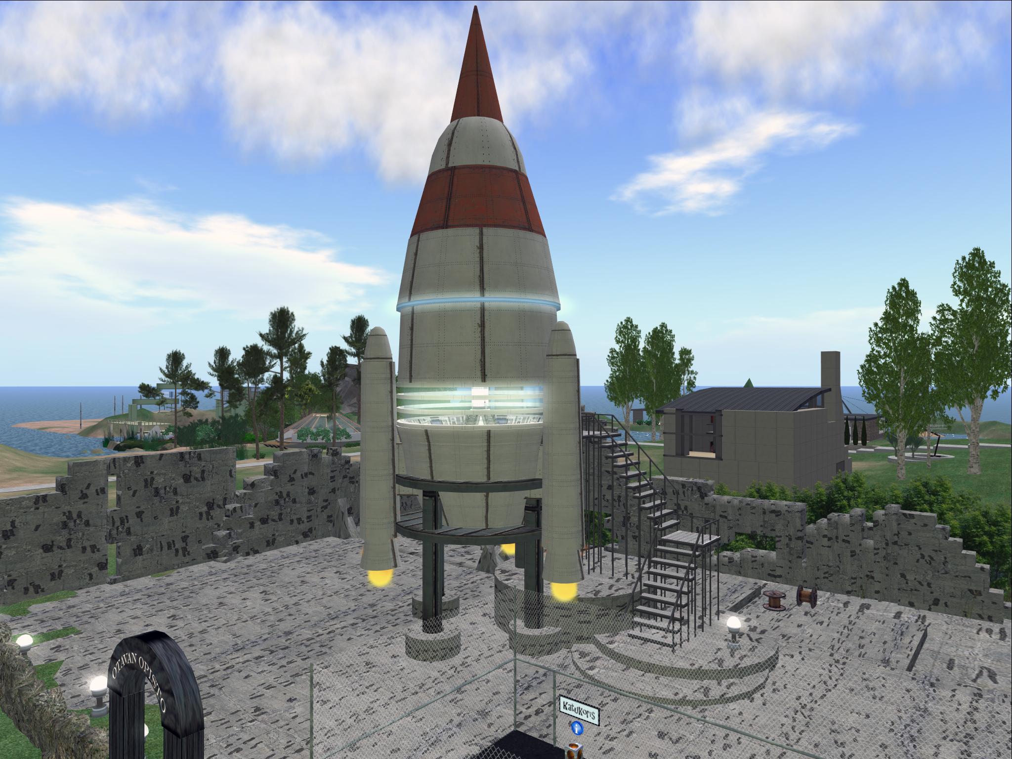 Otavan Opisto raketti