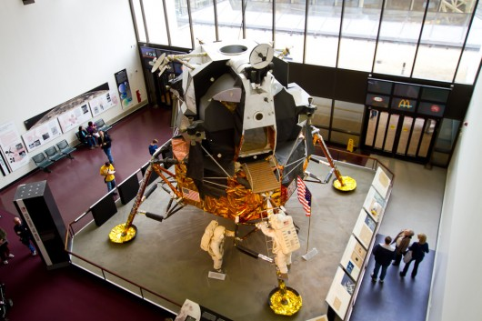 Apollo Lunar Module @ Smithsonian National Air & Space Museum